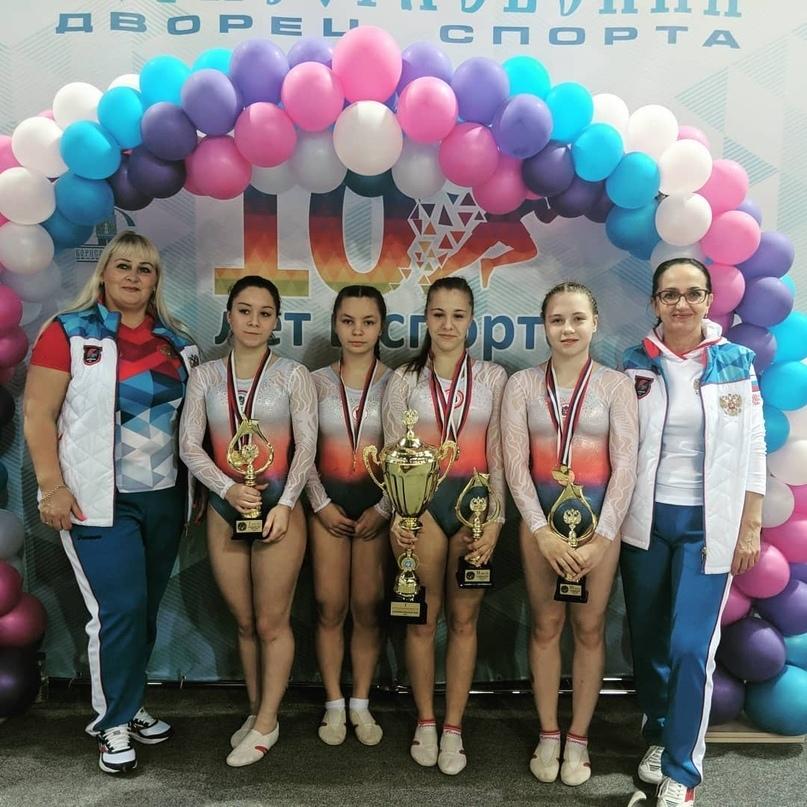 Сборная Ставропольского края выиграла всероссийские соревнования по акробатике