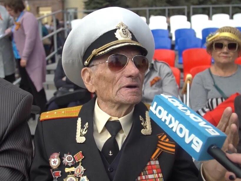 «Мы преодолели пустыню пешком»: ветеран Григорий Башкатов