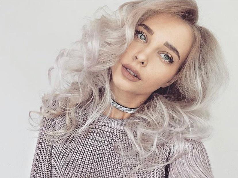 Ангелина Василенко в конкурсе «Мисс Блокнот-2019»