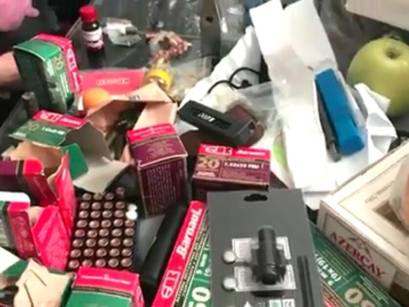 Ставропольчанин незаконно хранил 272 предмета оружия