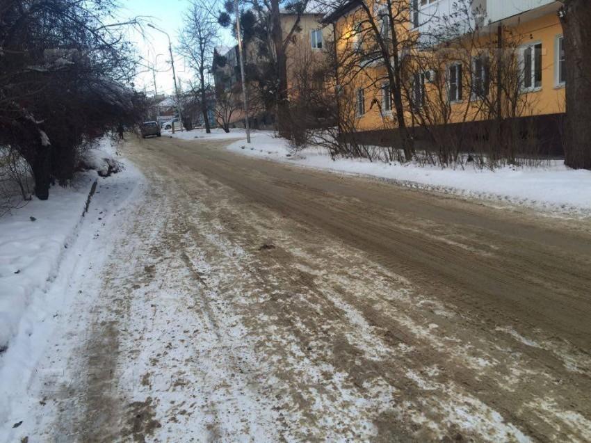 Без новогоднего поздравления Путина боятся остаться жители дома в Ставрополе