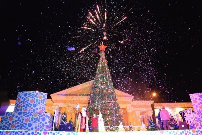 Ровно через неделю, 8декабря, вСтаврополе откроется главная городская елка