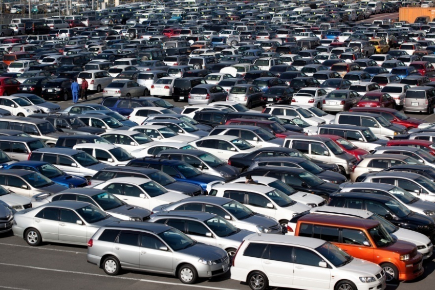 Регионом-аутсайдером оказалось Ставрополье по числу продаваемых новых авто