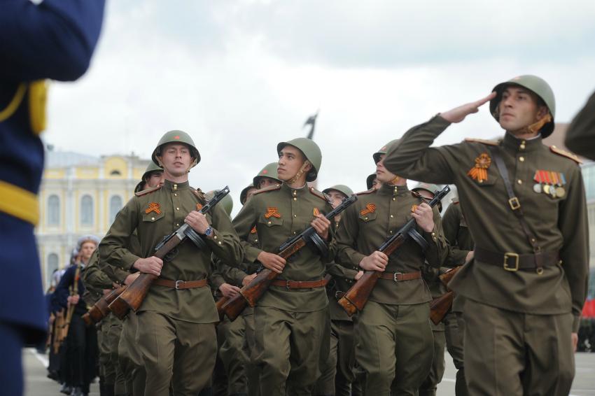 Во сколько начнется Парад Победы 9 мая в Ставрополе