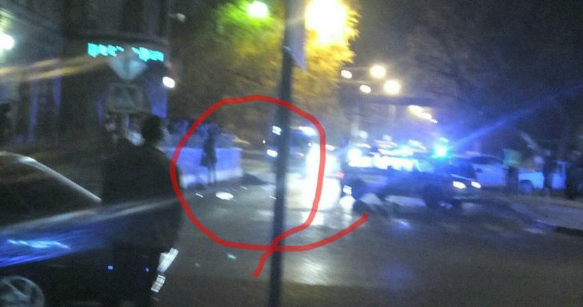 исчезнувший в ставрополе сотрудник полиции сбил пешехода может