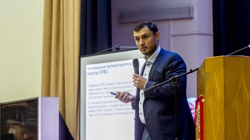 Главный врач сборной России по футболу провел в Ставрополе семинар
