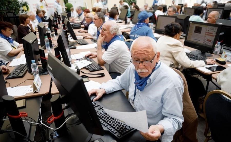 Продвинутые киберпенсионеры со всей России устроят компьютерный поединок в Ставрополе