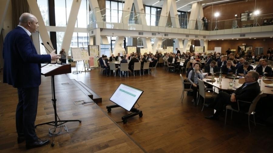 Губернатор Ставрополья принял участие в семинаре «Национальные проекты - этап «Реализация»