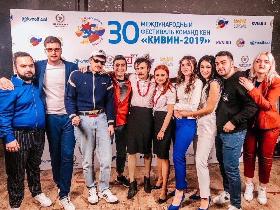Ставропольская команда КВН «Михаил Дудиков» прошла в Высшую лигу