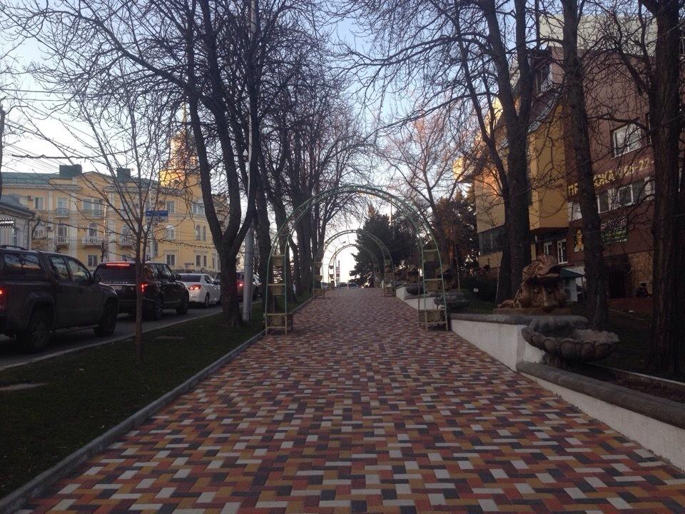 Ставропольчане встретят апрель с пасмурной погодой