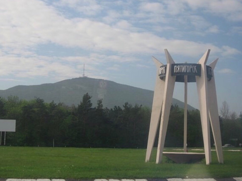 В Пятигорске поменяют движение на кольце на въезде в город от поселка Энергетик