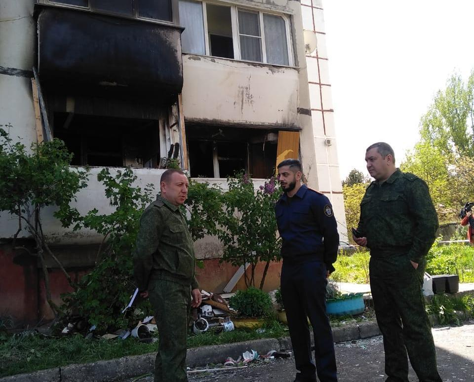 Мертвым нашли одного из жильцов горевшего дома в Железноводске