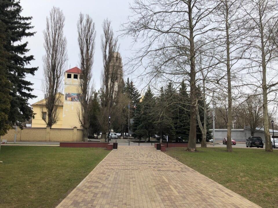 В Ставрополе погода становится всё теплее