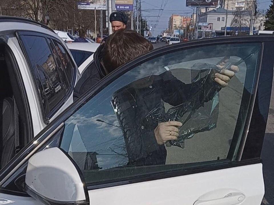 На Ставрополье ГИБДД проведет рейды по тонировке и использованию ремня безопасности