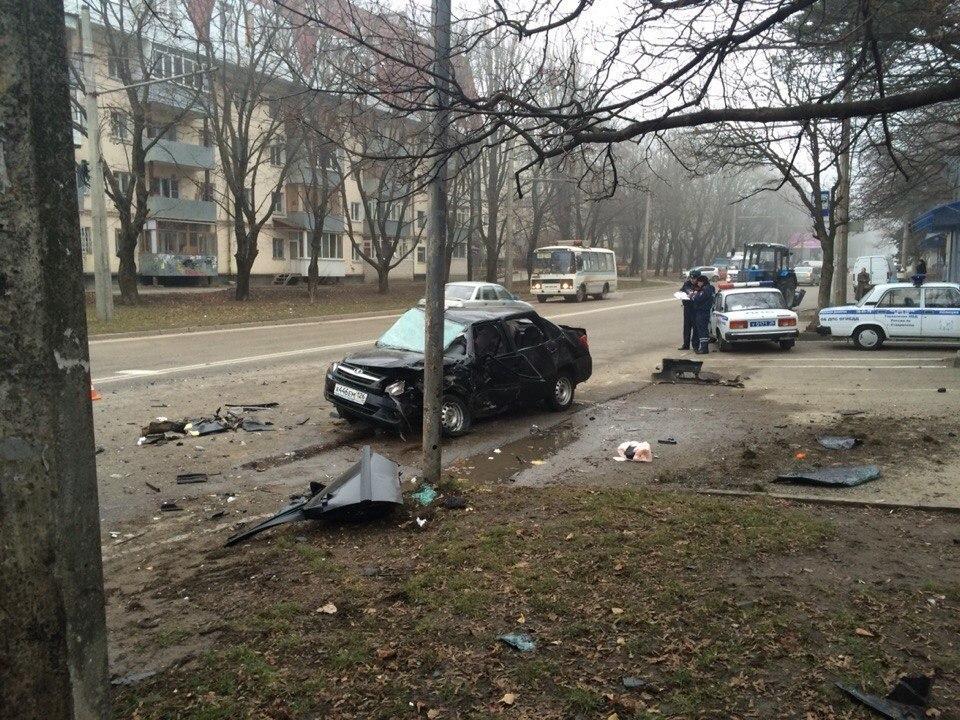 Страшная авария унесла жизнь молодого парня в Ставрополе