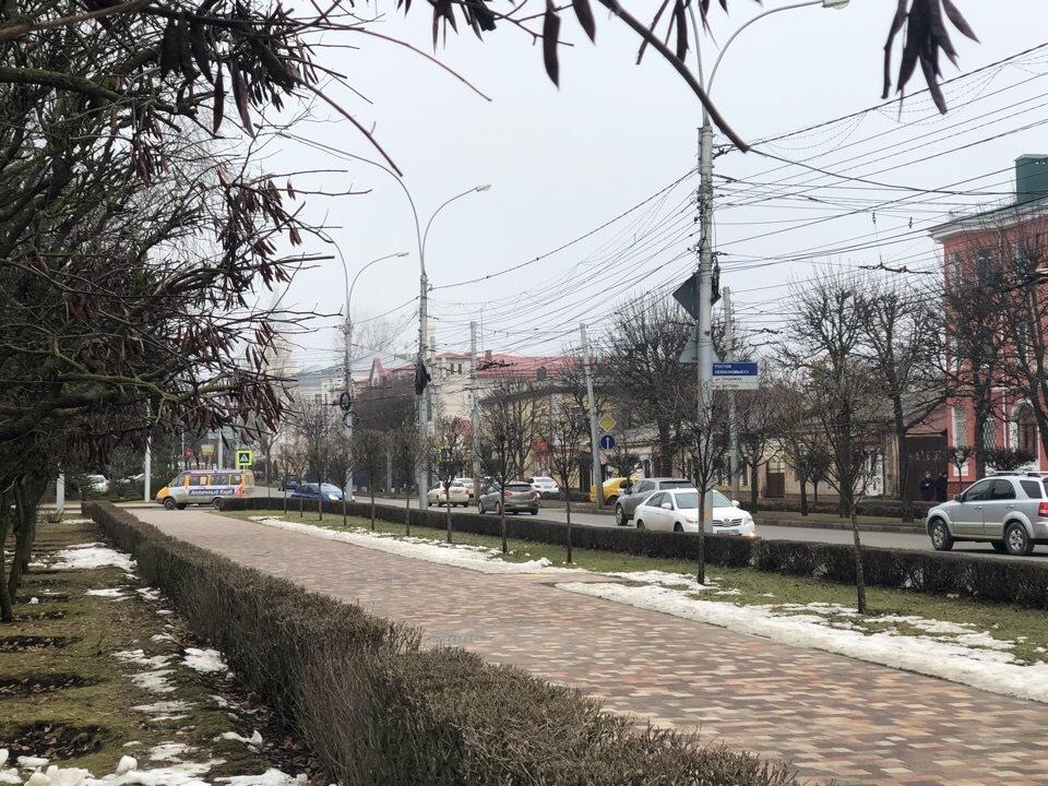 Зима «возвращается» в Ставрополь