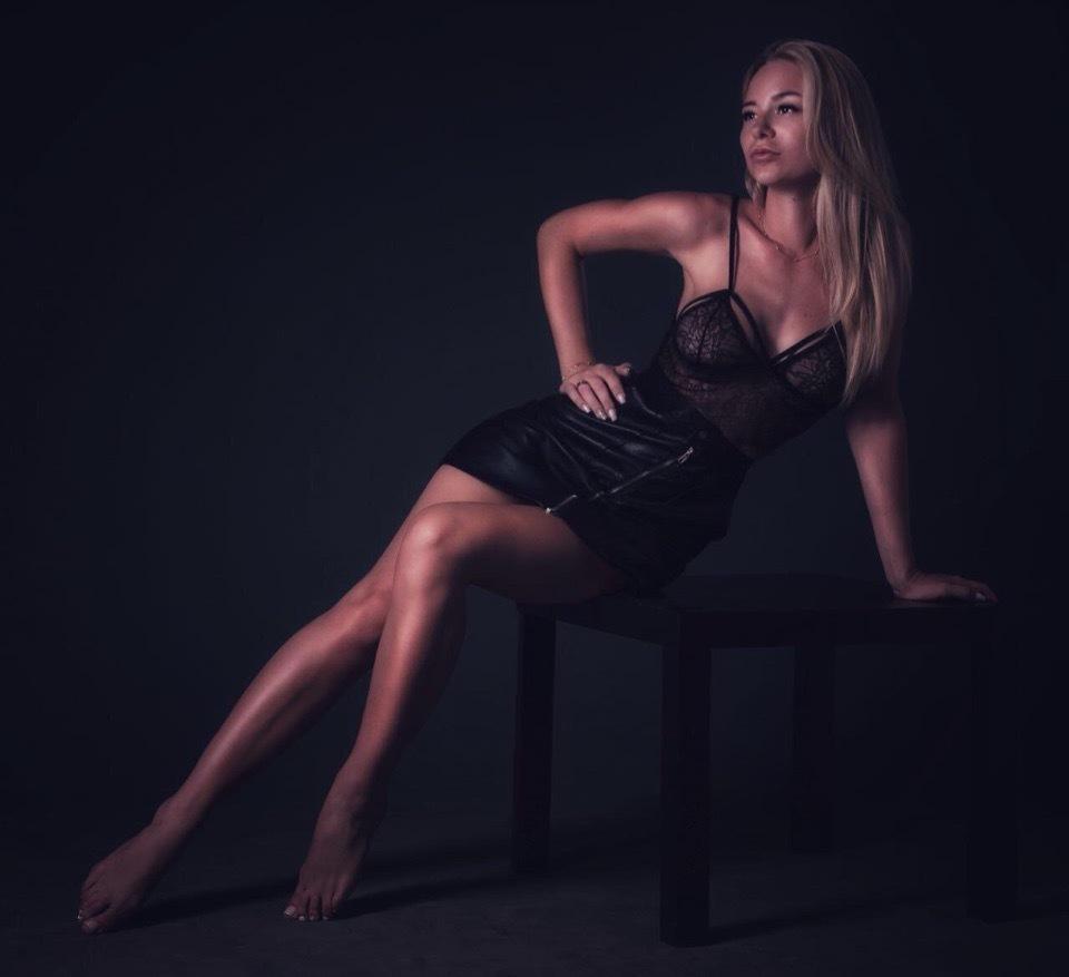 Екатерина Сапаркина в конкурсе «Мисс Блокнот-2019»