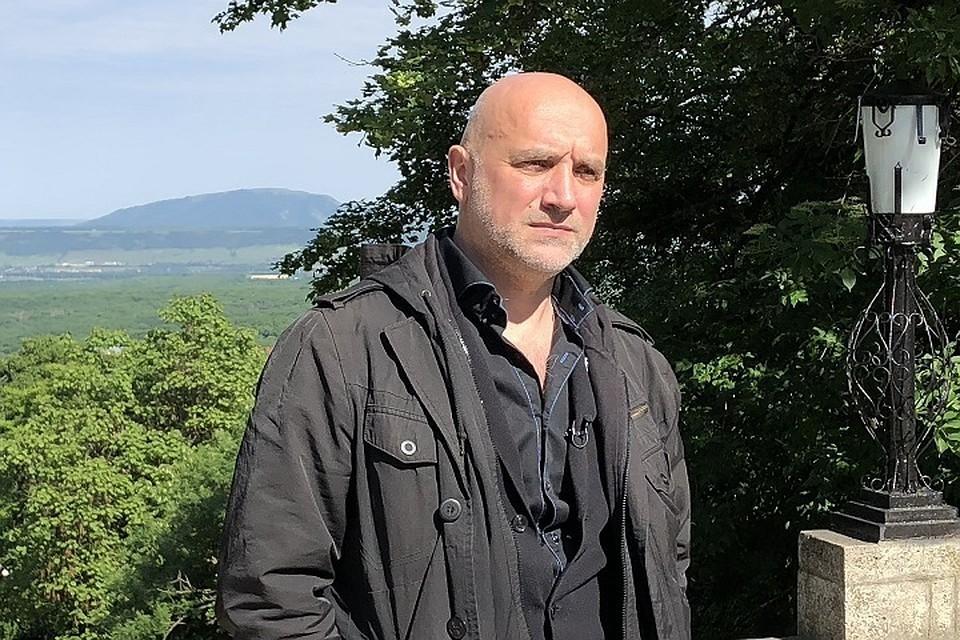 Известный писатель Захар Прилепин рассказал о кинофестивале, который пройдет на Ставрополье