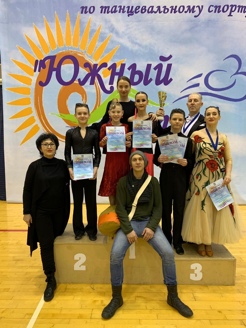 Ставропольцы достойно представили регион на турнире «Южный ветер»