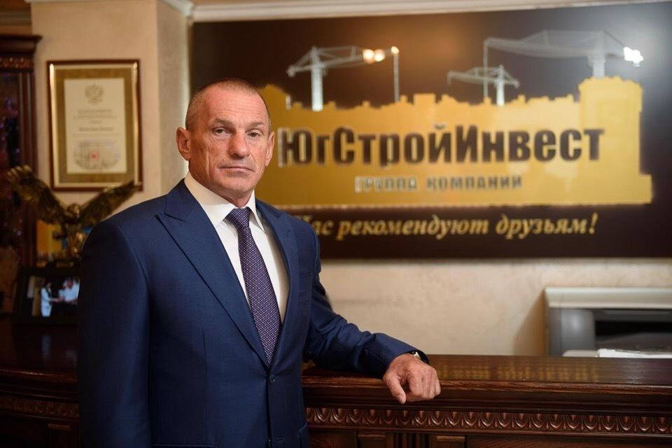 Юрий Иванов награжден орденом «За заслуги перед Отечеством»