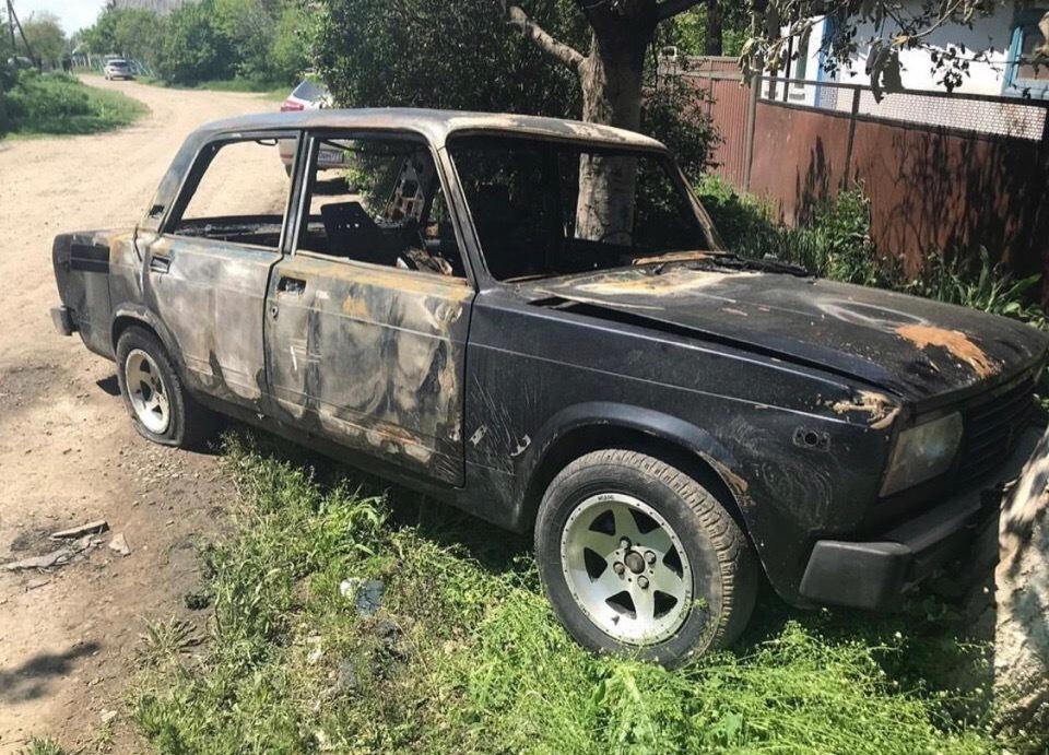 На Ставрополье 2-летний мальчик заживо сгорел в автомобиле