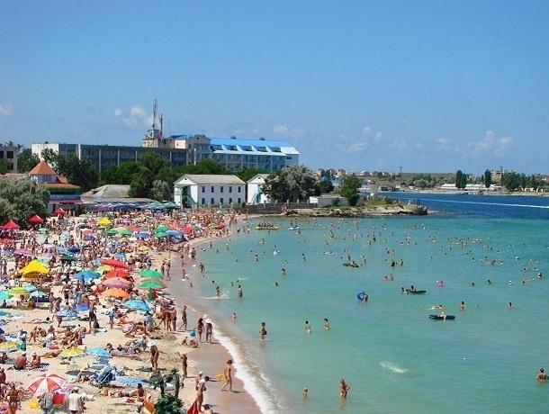 Почти четверть ставропольчан влюблены в российские морские курорты