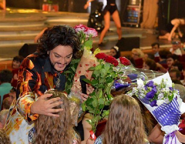 «Спасибо, Ставрополь, это было потрясающе!», - Филипп Киркоров о своих гастролях