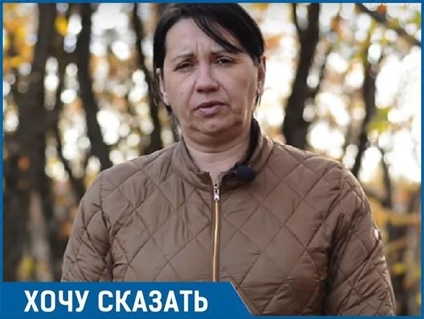 «Мы доведены до отчаяния, готовы идти на митинги», - пострадавшая от банды мошенников жительница Ставрополя