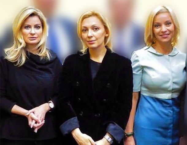 Ставропольские блондинки в Госдуме: найдите пять отличий