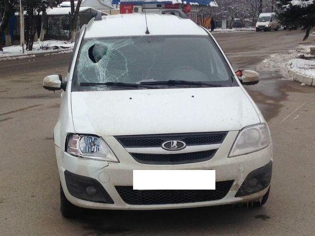 «Лада» на скорости сбила 17-летнюю девушку на пешеходном переходе в Ставропольском крае