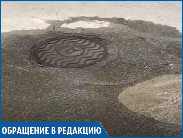 На Нижнем рынке в Ставрополе несколько дней не чинят канализацию