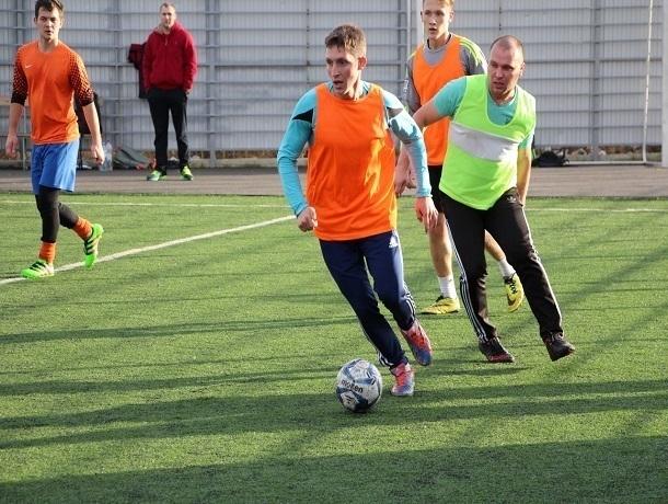 Футболисты Ставрополя лидеры по дворовому футболу в крае