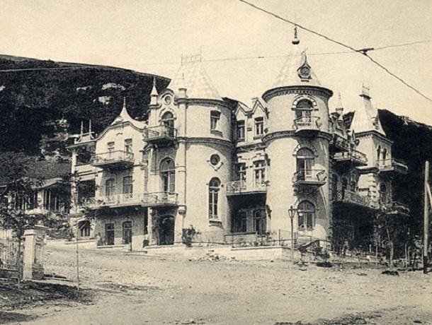 Легенда о призраке Эльзы и загадочный замок привидений в Пятигорске