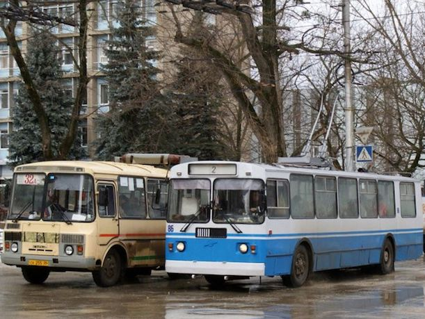 Ходит ли по расписанию общественный транспорт, проверяли ставропольские чиновники
