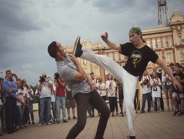 То ли танец, то ли бой: кто такие капоэйристы и чем они занимаются в Ставрополе