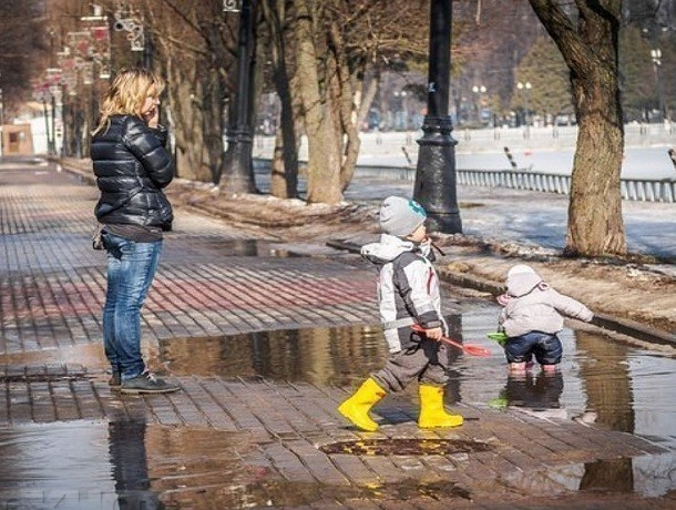 Теплая и солнечная погода ждет ставропольцев в последний день рабочей недели