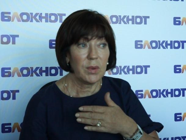 «Как можно принимать закон, который неизвестно как будет работать?» - лидер ставропольских профсоюзов Татьяна Чечина
