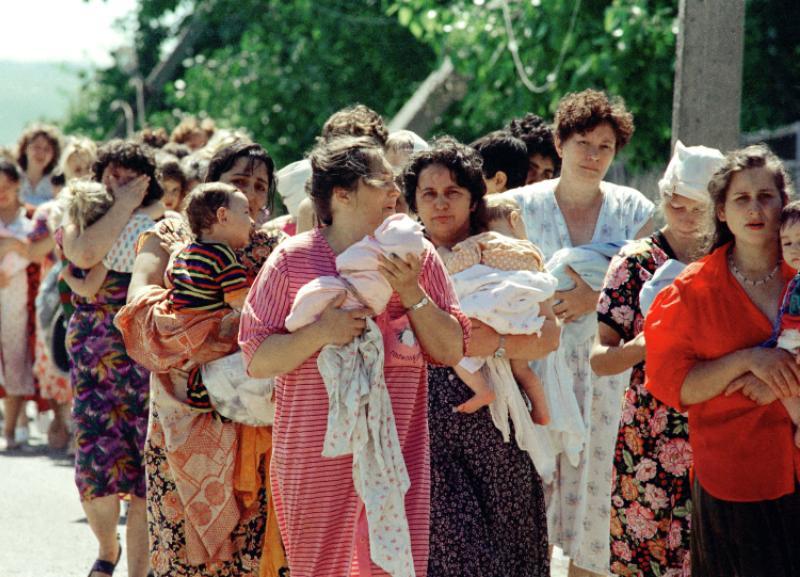 Буденновск 1995: как тысячи невинных жителей оказались под прицелом террористов