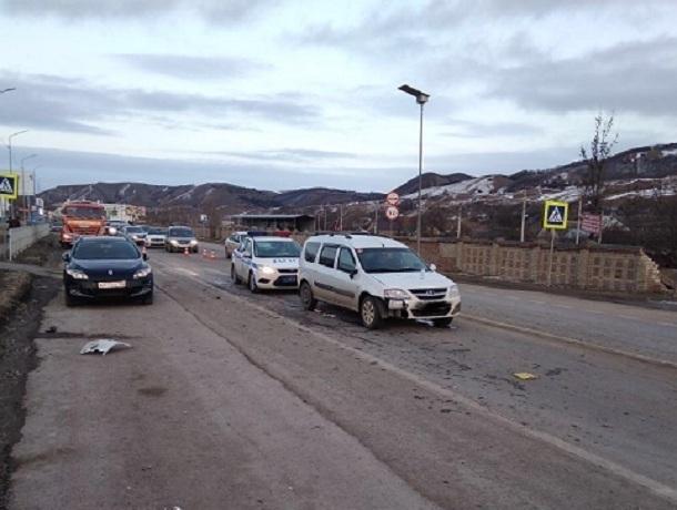 У сбившего мать и ребенка водителя случился сердечный приступ на Ставрополье