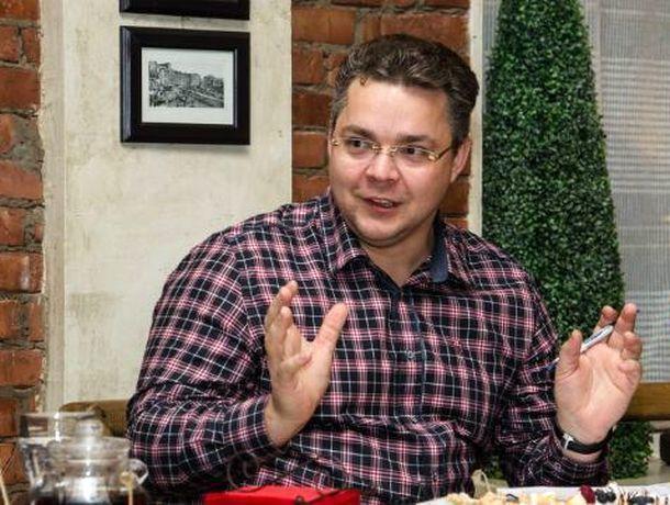 Ставропольчане поздравили Владимира Владимирова с 42-м днем рождения