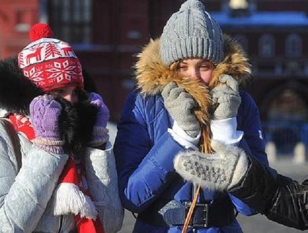 Резкое похолодание до -9 градусов прогнозируют на Ставрополье