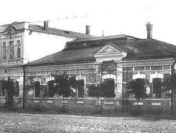 История знаменитой бани №1 на улице Ленина в Ставрополе
