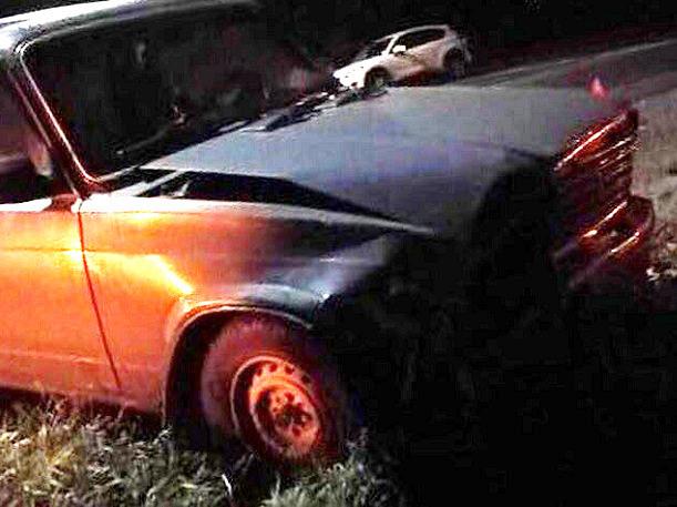 Из-за наглого таксиста, нарушившего ПДД, столкнулись две машины в Ставрополе