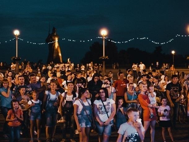 Масштабный концерт на День города начнется в Ставрополе на три часа раньше