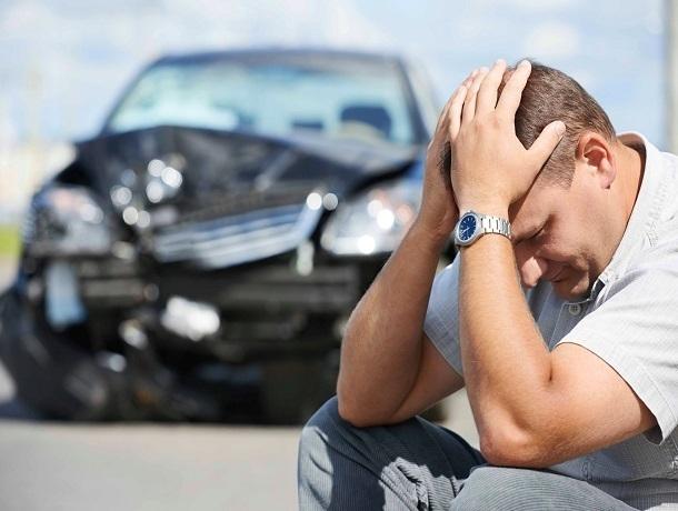 Испугавшийся гнева жены ставрополец придумал «сказку» об угоне авто после ДТП