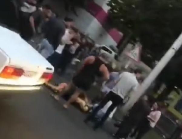 Прохожие делали массаж сердца сбитому машиной подростку в Ставрополе