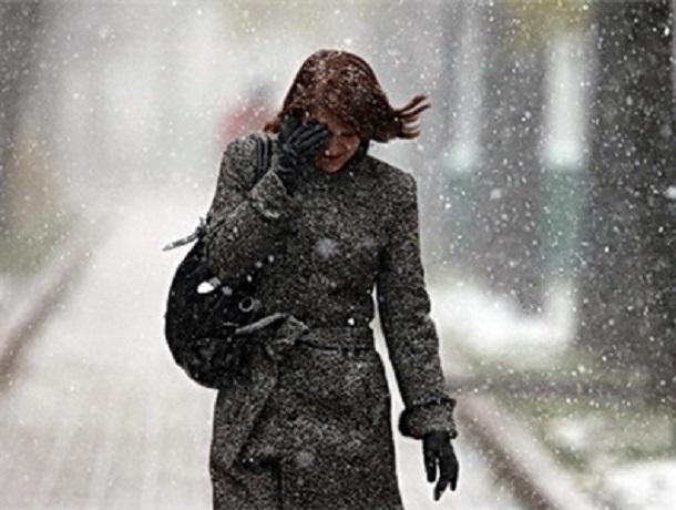 Снежная метель и мороз усилятся в Ставрополе на выходных