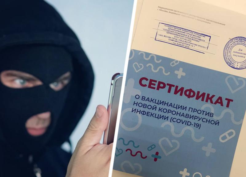 Нелегальный рынок «виртуальных прививок» от CoVID-19 процветает на Ставрополье