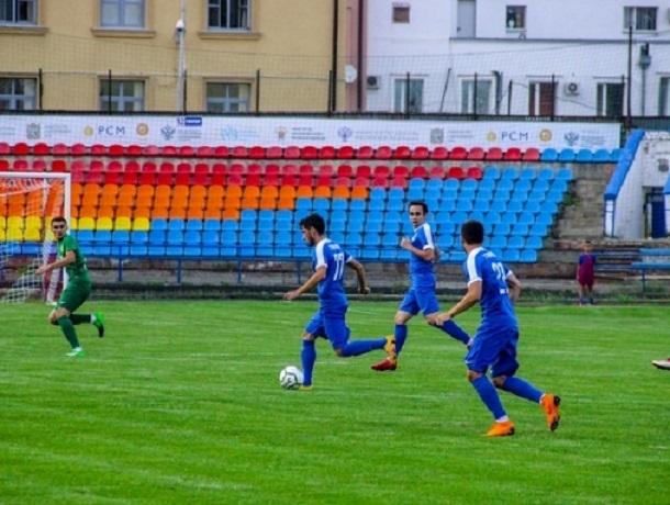 Ставропольское «Динамо» уступило ростовским армейцам в домашней встрече