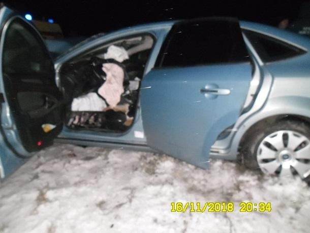 Страшная авария на Ставрополье: женщина погибла, 8 человек оказались в больнице